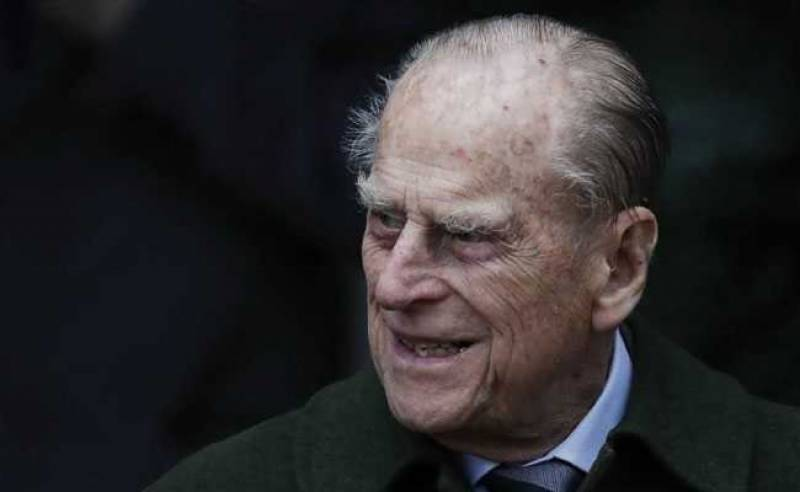 Prince Philip's will sealed for 90 years: court