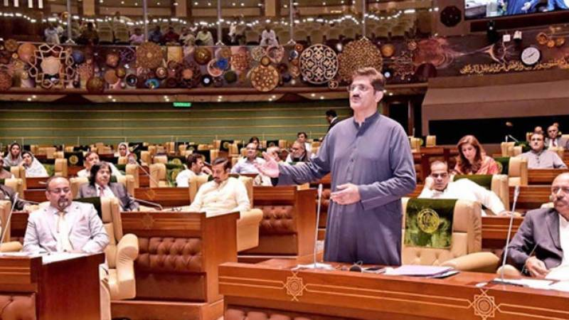 Sindh Assembly passes resolution against black law of PMDA