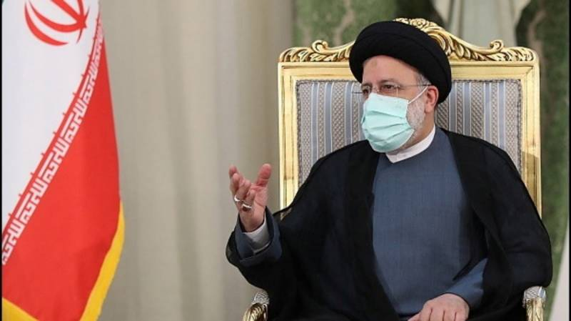 Iran won't allow IS presence on Afghan border: president