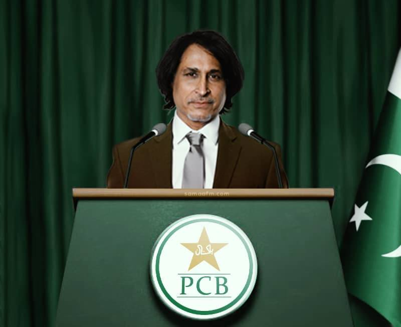 Rameez expresses hope to overcome difficult times in cricket with courage