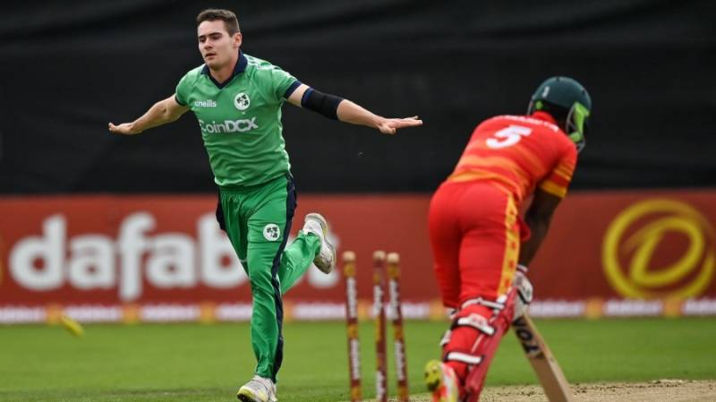 Zimbabwe level T20 series after last-over Scotland collapse