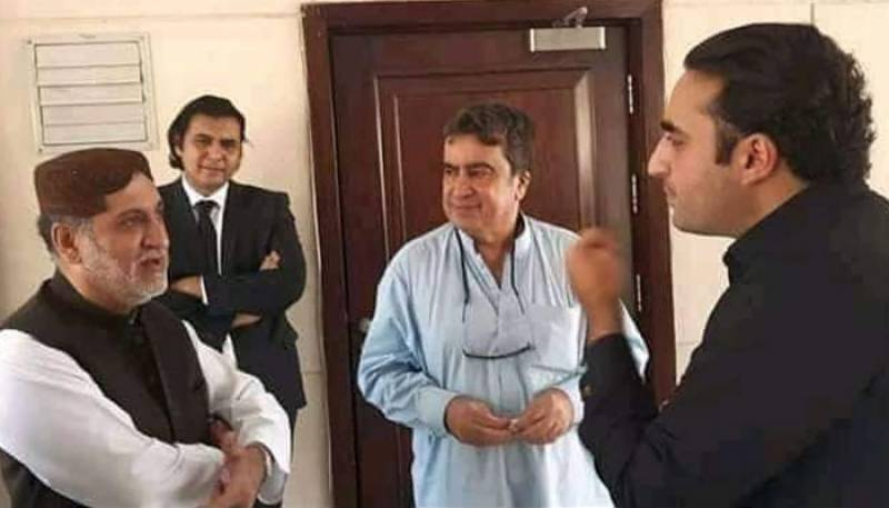 Bilawal visits Akhtar Mengal to offer condolence on his father's death
