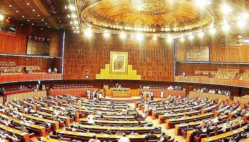 NA session called on Monday, third amendment in Election Ordinance to be moved
