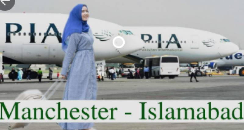 PIA resumes flights from UK, first plane to fly from Manchester on Sep 22
