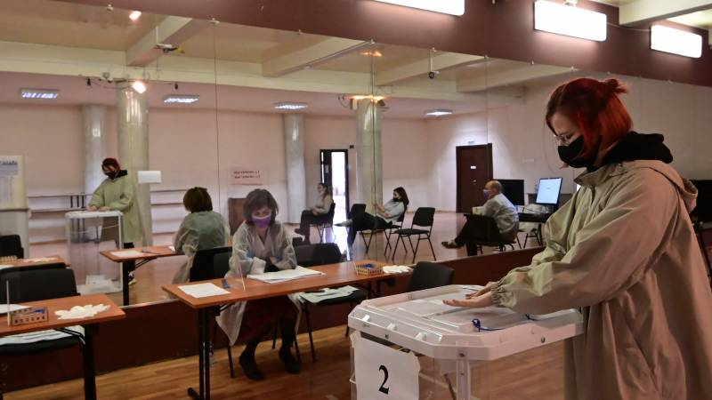 US says Russians 'prevented' from exercising rights in election