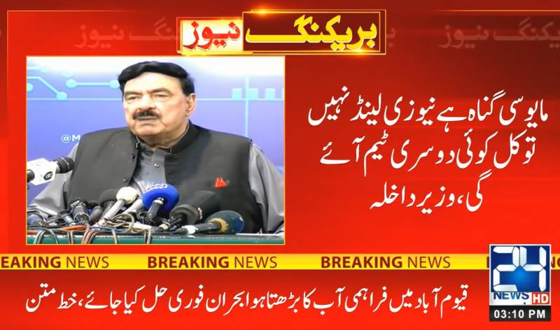 Peace in Pakistan attached to peace in Afghanistan: Rashid
