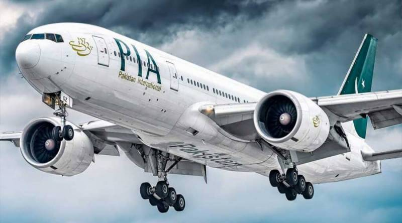 PIA to fly 32 special flights to UK