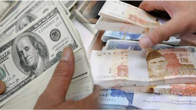 Rupee sheds another 54 paisas against dollar