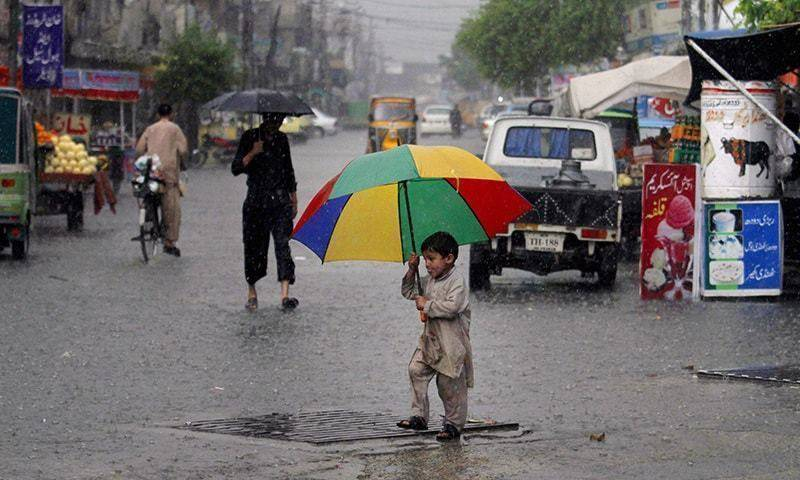 Sindh to receive heavy rains from September 23 to 25