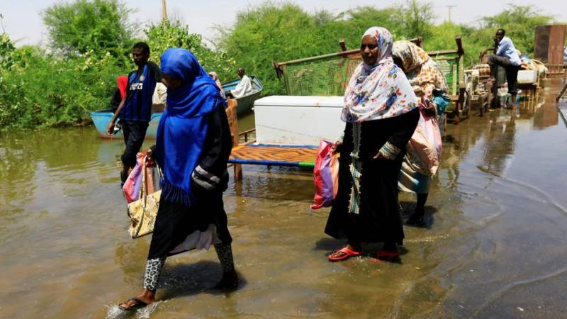 426,000 affected by flooding in South Sudan: UN