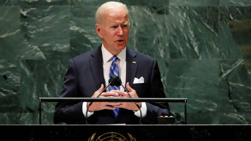 Biden says US 'to double' contribution to climate finance
