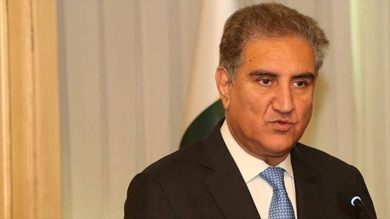 Qureshi asks India to create environment for fruitful talks on Kashmir