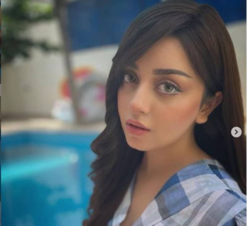 Alizeh Shah's photo-shoot gives off school girl vibes