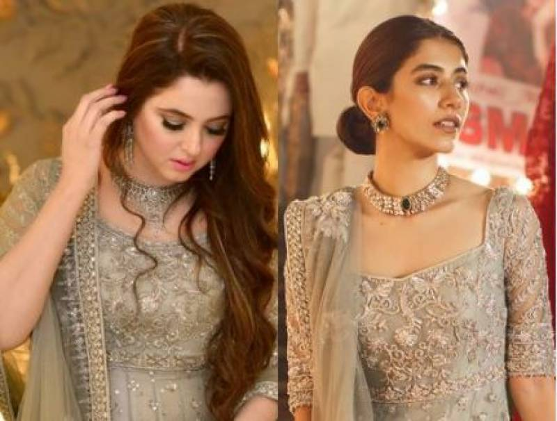 Does Atif Aslam's wife look up to Syra Yousuf for fashion inspiration?