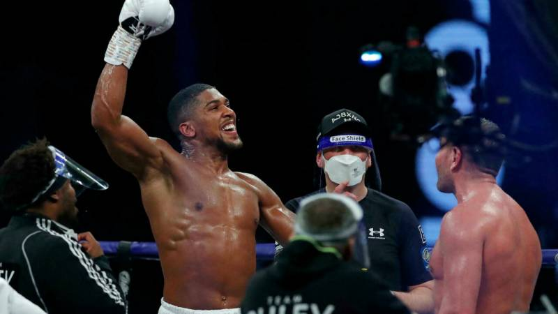 Joshua faces 'toughest-ever fight' against Usyk, warns Hearn