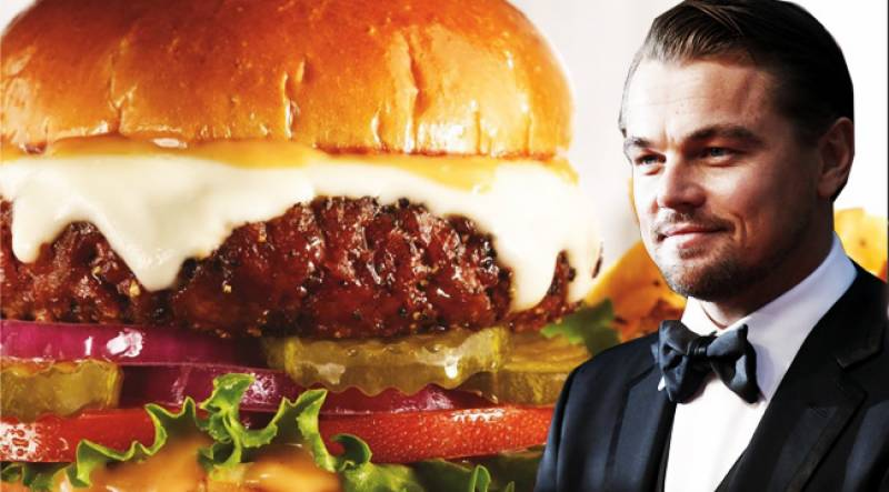 Leonardo DiCaprio invests in two lab-grown meat startups