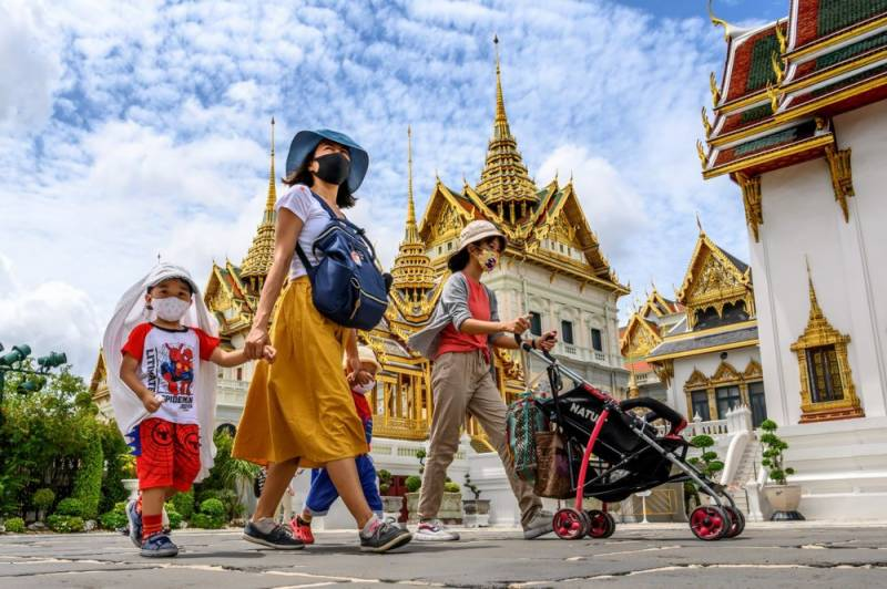 Thailand resumes visas for Pakistanis in all categories