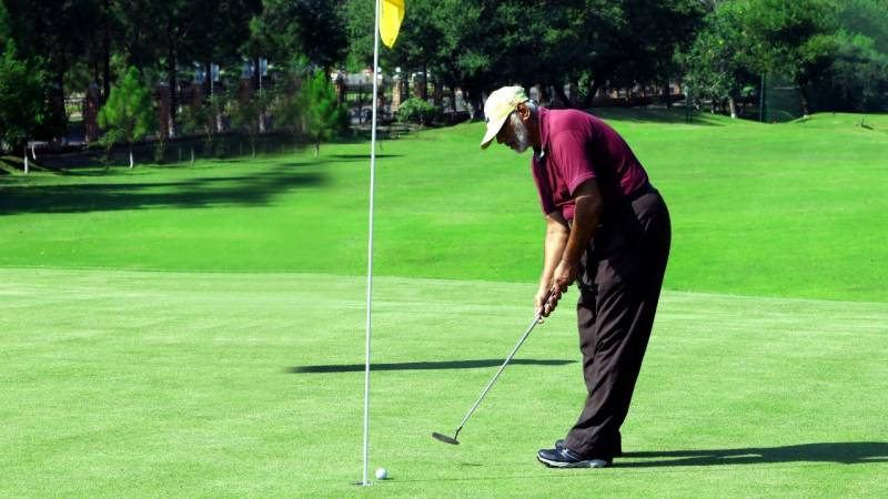 Chief of the Naval Staff Amateurs Golf Championship 2021
