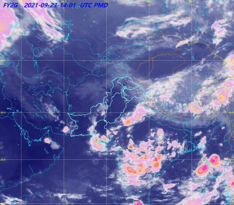 Meteorological department predicts more rains in parts of country