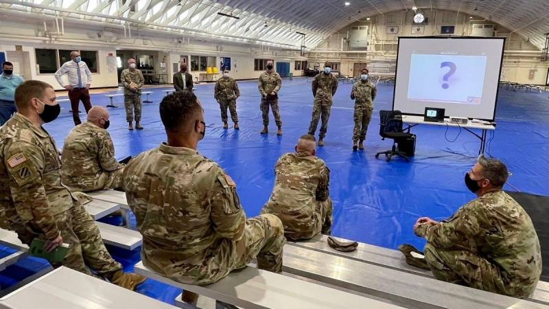 'Shooting' at US army base was an 'exercise,' no casualties: official
