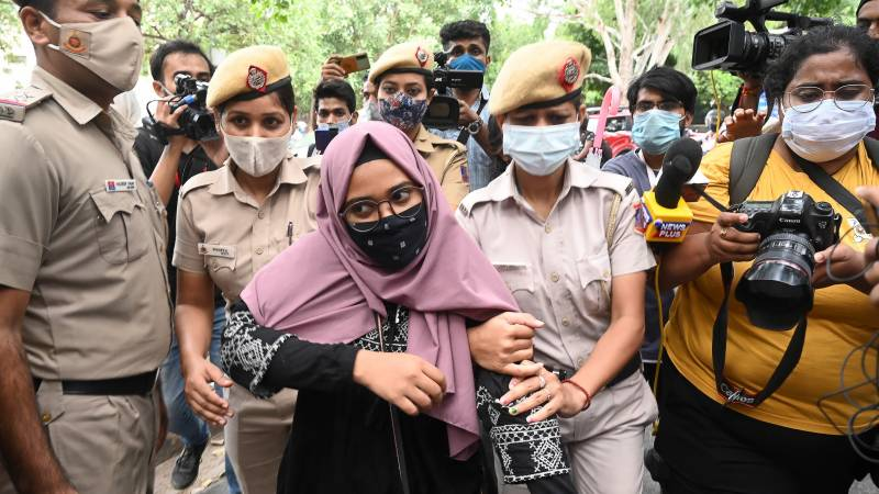 Indian state hit by protests after two killed in eviction drive