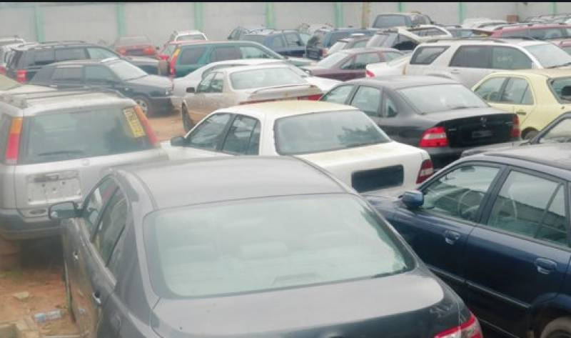 Over 50 govt vehicles in Peshawar become 'useless'