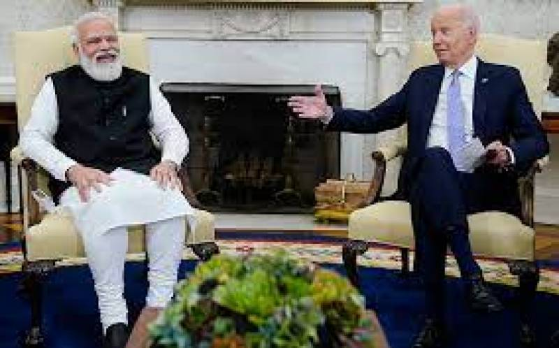 India says Biden agrees on Pakistan concerns in Afghanistan