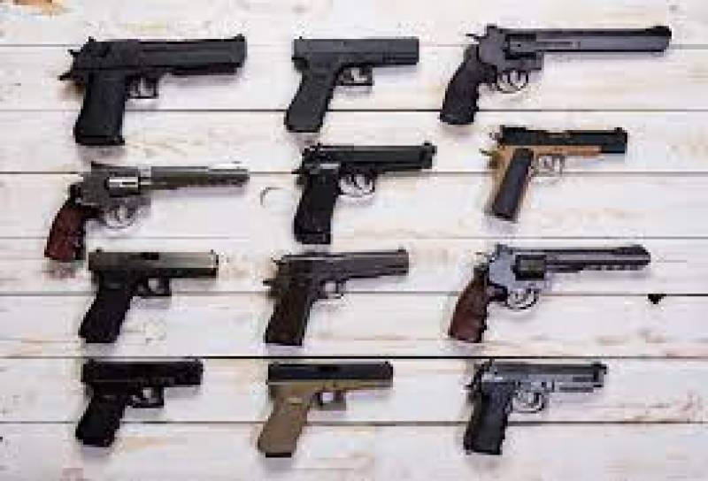 Govt lifts ban on getting arms' licences