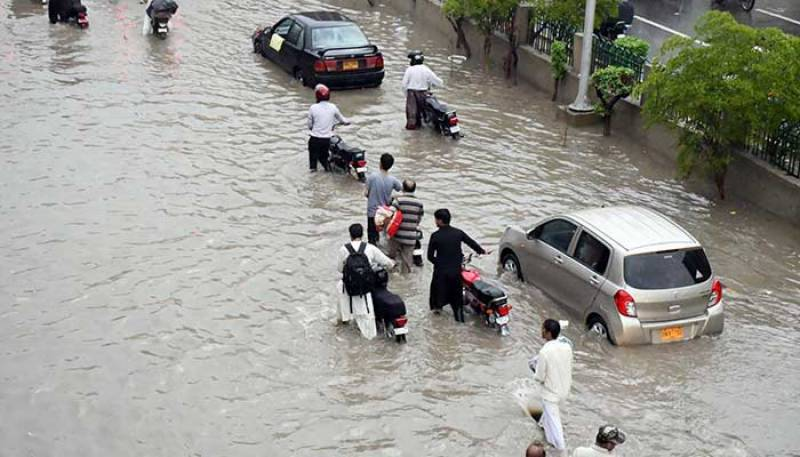 Heavy rains expected to lash Sindh including Karachi from Sept 28