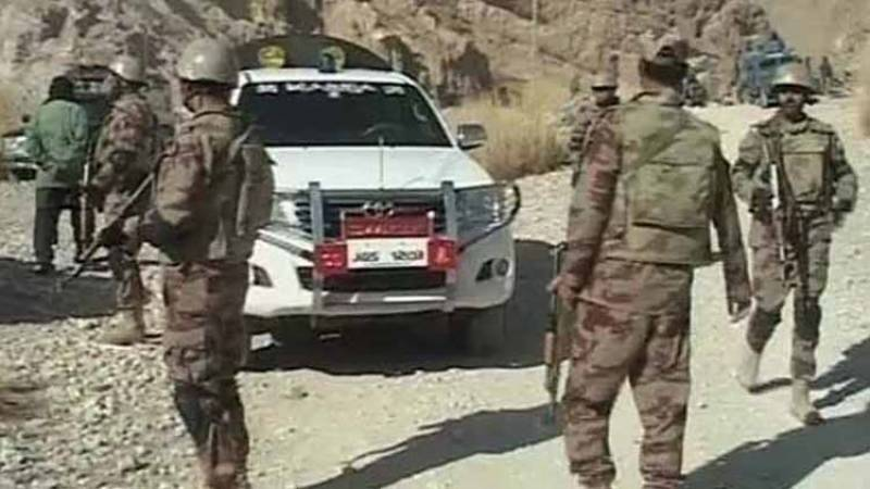 Terrorists attack FC Check Post in Muchh, soldier martyred, 2 injured