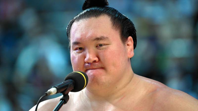 Sumo's greatest of all time Hakuho retiring