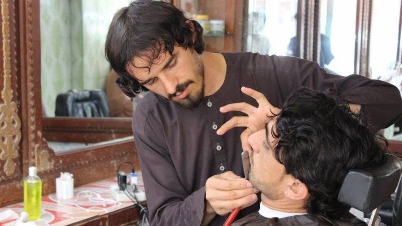 Taliban ban Helmand barbers from trimming beards