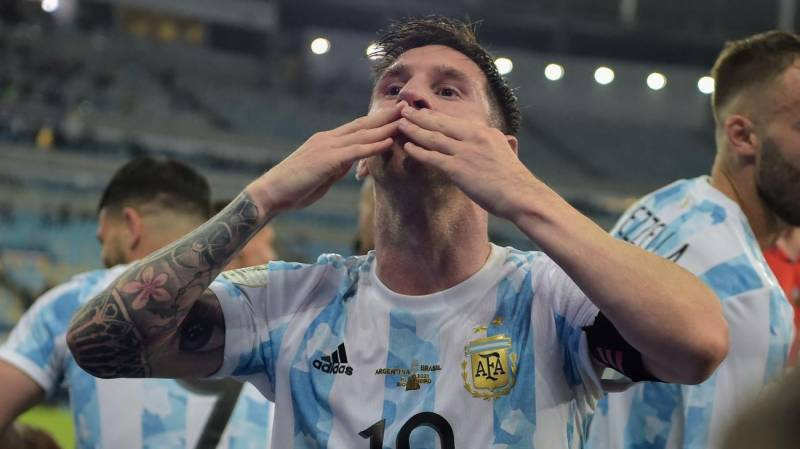Messi headlines Argentina squad for World Cup qualifiers