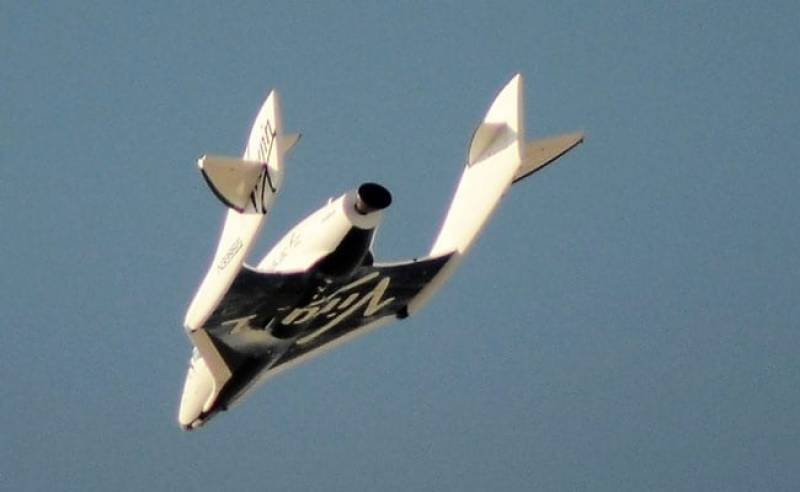 Virgin Galactic cleared to launch spaceflight