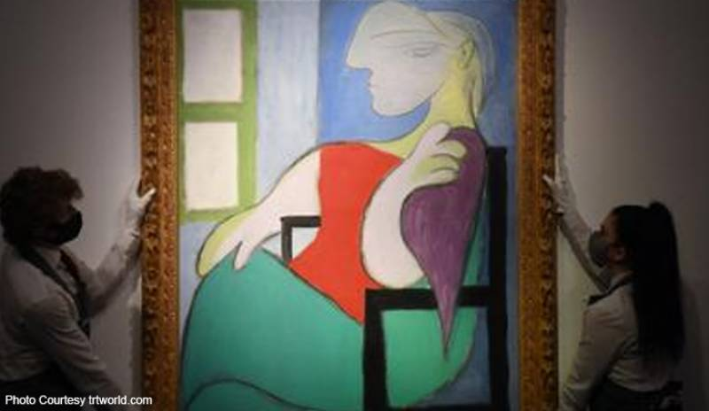 Two Picasso paintings headline Christie's fall auction