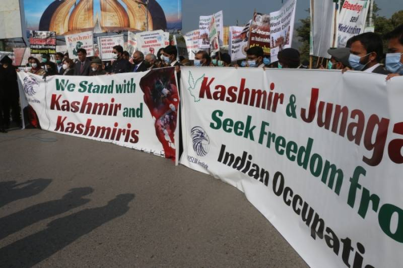 Resolution of Kashmir will guarantee peace in South Asia
