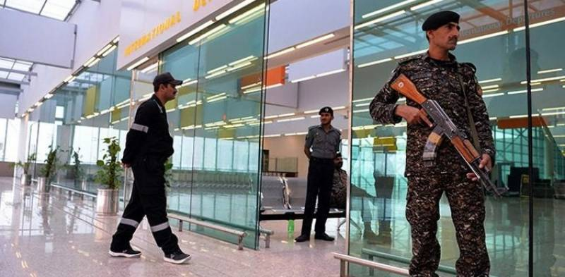 Afghan offloaded from Turkey-bound flight at Islamabad Airport