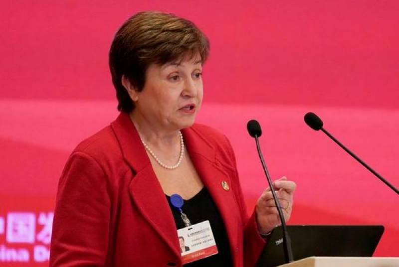 IMF board to hear from law firm accusing Georgieva of misconduct