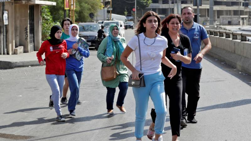 Deadly clashes rock Beirut