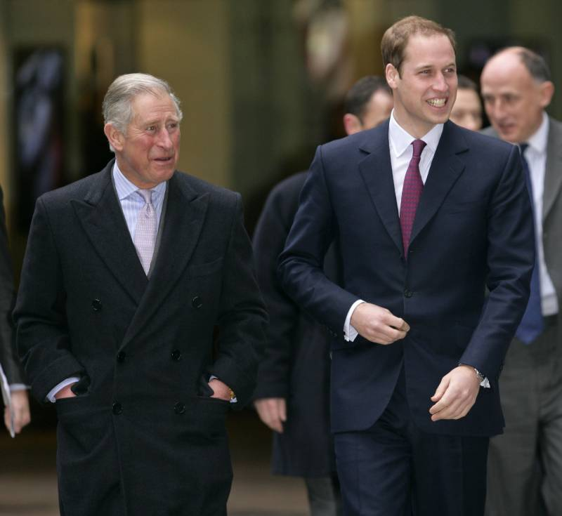 Prince William joins father in calling for climate action