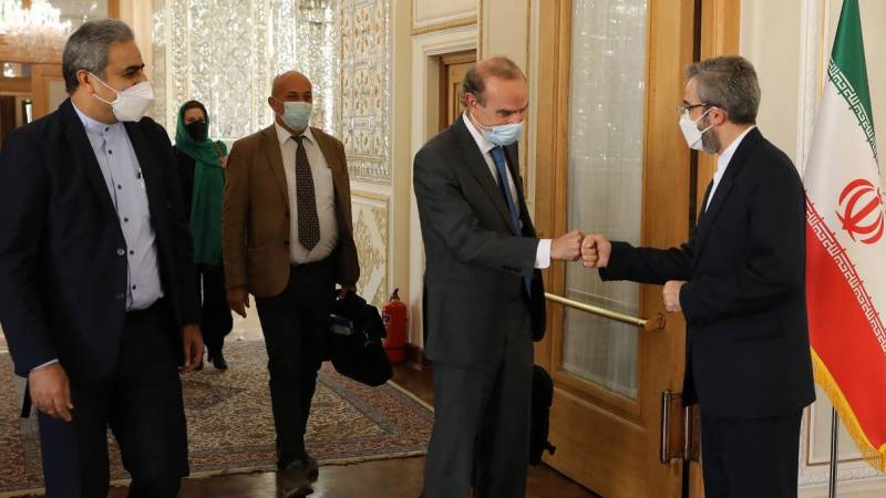 EU envoy visits Iran with hope to revive nuclear talks