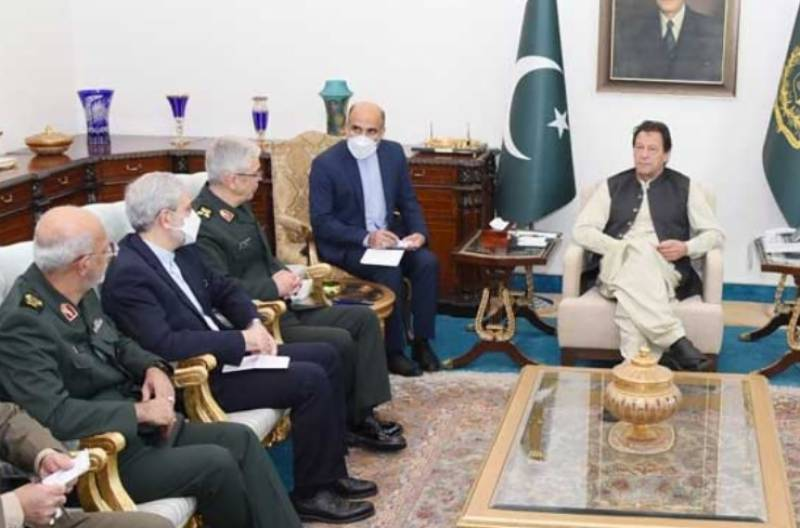 Pakistan, Iran have direct stake in peace, stability in Afghanistan: PM