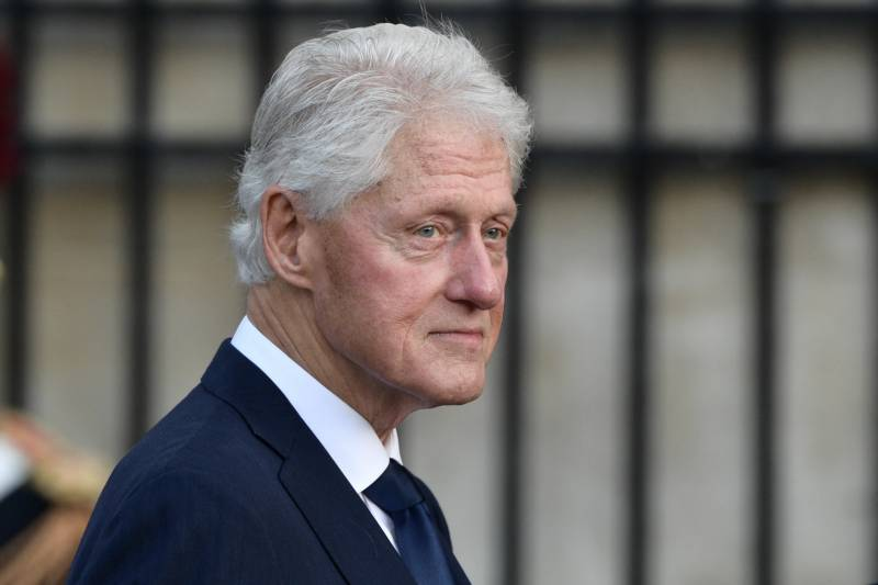 Bill Clinton, 75, recovering in hospital after infection