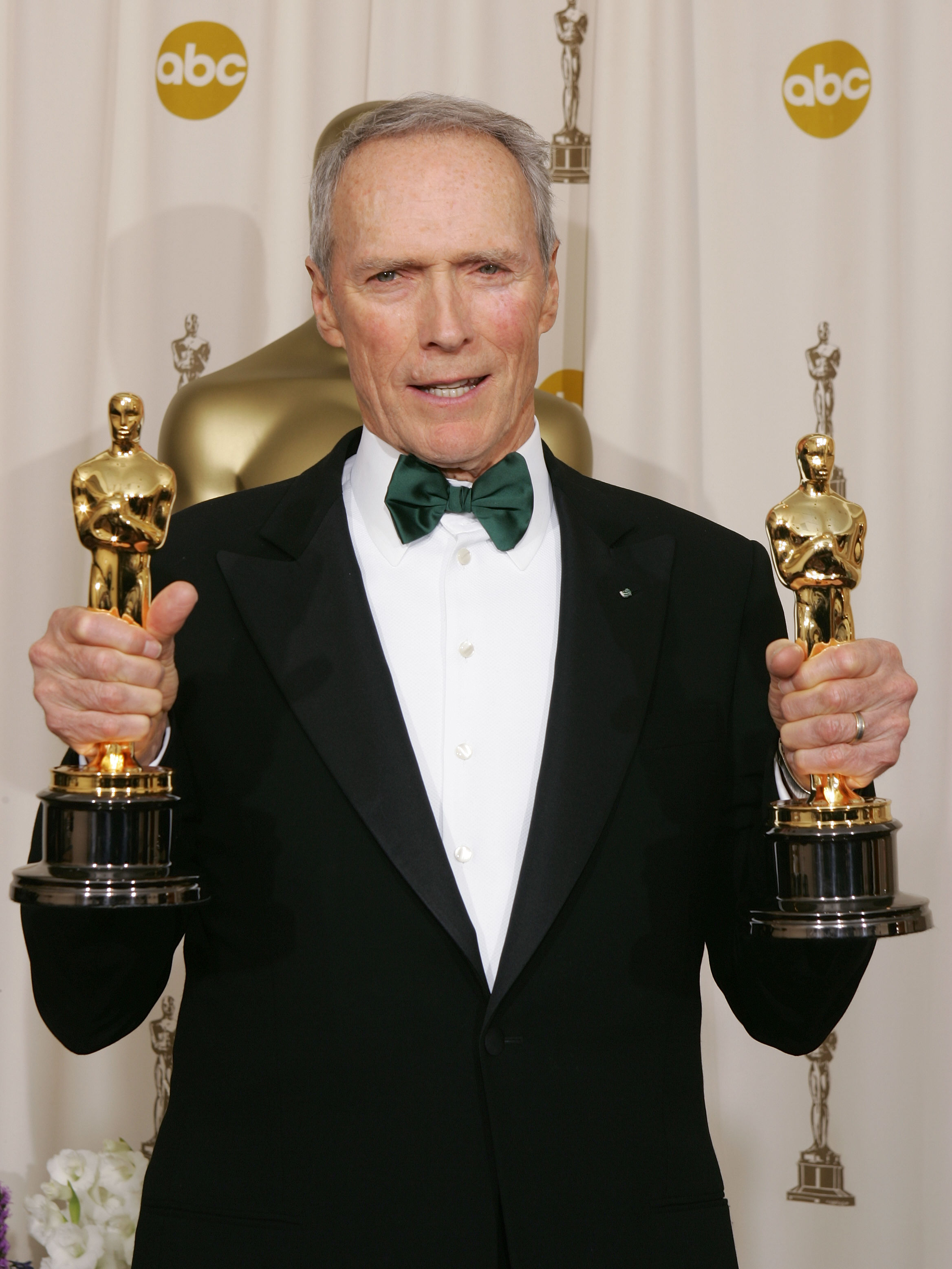 Maybe a few movies more? Clint Eastwood turns 90