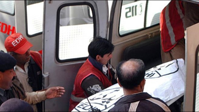 Three bodies of plane crash victims shifted to Lahore